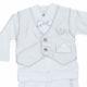 keresztelo ruha DSCF4971 3 80x80 - Ünneplő, keresztelő ruha szett - 5 részes - kisfiú - 62-es méret
