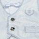 keresztelo ruha DSCF4971 5 80x80 - Ünneplő, keresztelő ruha szett - 5 részes - kisfiú - 62-es méret