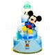 Mickey egér pelenkatorta – 3 szintes