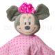 DSCF6134 80x80 - Névvel hímzett plüss szundikendő - Minnie-rózsaszín