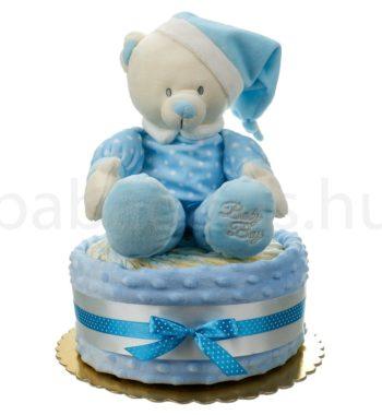 maci pelenkatorta DSCF6102 2 350x380 - Egyedi baba ajándék