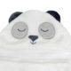 panda babatakaro DSCF5909 3 80x80 - Névre szóló wellsoft kapucnis babatakaró – panda-fehér