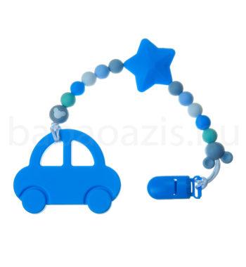 ragcsalanc DSCF5984 1 350x380 - Szilikon rágcsalánc -Autós-kék