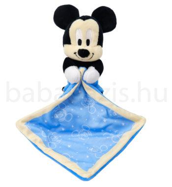 mickey szundikendo DSCF6169 2 350x380 - Mickey plüss szundikendő-kék