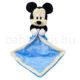 Mickey plüss szundikendő-kék