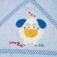 kapucnis torolkozo DSCF6381 12 80x80 - Névre szóló kapucnis törölköző – bárány-kék