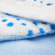kocsitakaro DSCF6309 19 80x80 - Wellsoft kocsizsák, kocsitakaró, vastag, 80x80cm - jegesmedve, fehér-kék