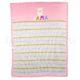 DSCF7227 80x80 - Névre szóló kötött babatakaró-láma-rózsaszín