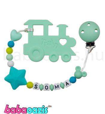 vonat rágcsalánc