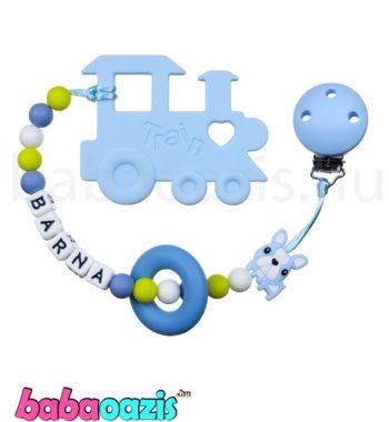 kék vonat rágcsalánc