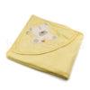 DSCF8236 100x100 - Névre szóló kapucnis törölköző-Macis-sárga