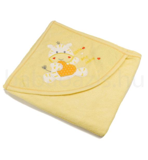 DSCF8283 570x619 - Kapucnis babatörölköző-Zebrás-sárga