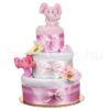 DSCF8330 100x100 - Elefáni pelenkatorta – rózsaszín 2