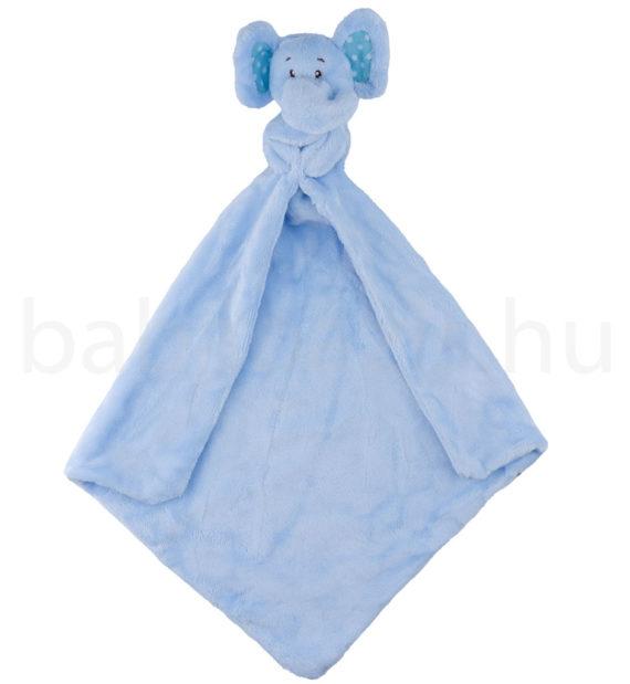 DSCF8570 570x619 - Plüss szundikendő elefánt-kék