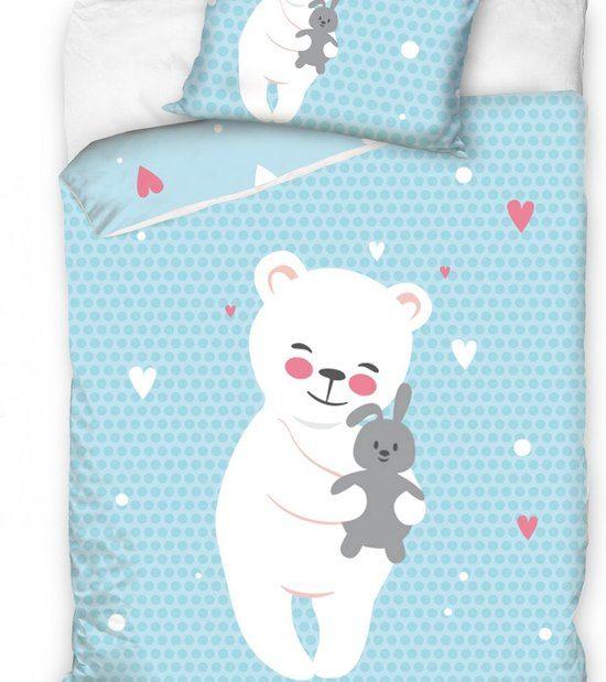 macis gyerek ágynemű kék