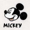 DSCF8607 100x100 - Neves kapucnis törölköző – Mickey-fehér-kék - 75x90cm
