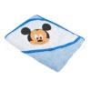 DSCF8612 100x100 - Névre szóló kapucnis törölköző – Baby Mickey-világoskék 3 - 100x100 cm