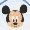 DSCF8615 100x100 - Névre szóló kapucnis törölköző – Baby Mickey-világoskék 3 - 100x100 cm