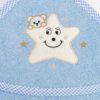 DSCF9098 100x100 - Neves kapucnis törölköző-Csillag-kék