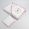 DSCF9100 100x100 - Neves kapucnis törölköző-Csillag-rózsaszín-fehér