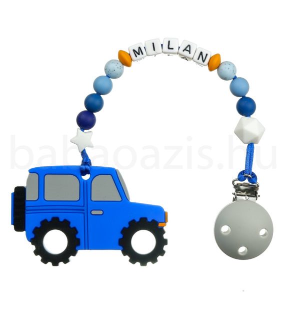 jeep rágcsalánc kék