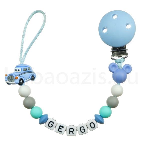 autós cumilánc kék