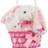 P1000755 100x100 - Nyuszi ajándékkosár rágcsalánccal-rózsaszín