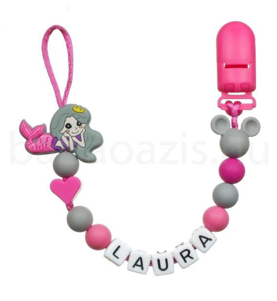 cumilanc  hableany pink 570x619 - Szilikon cumilánc-Hableány-szürke