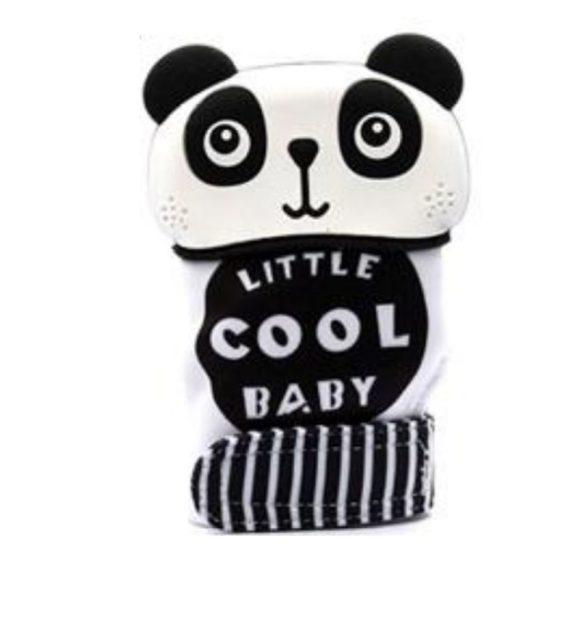 fogzaskesztyu ragoka panda 2 570x619 - Fogzáskesztyű rágóka-Panda